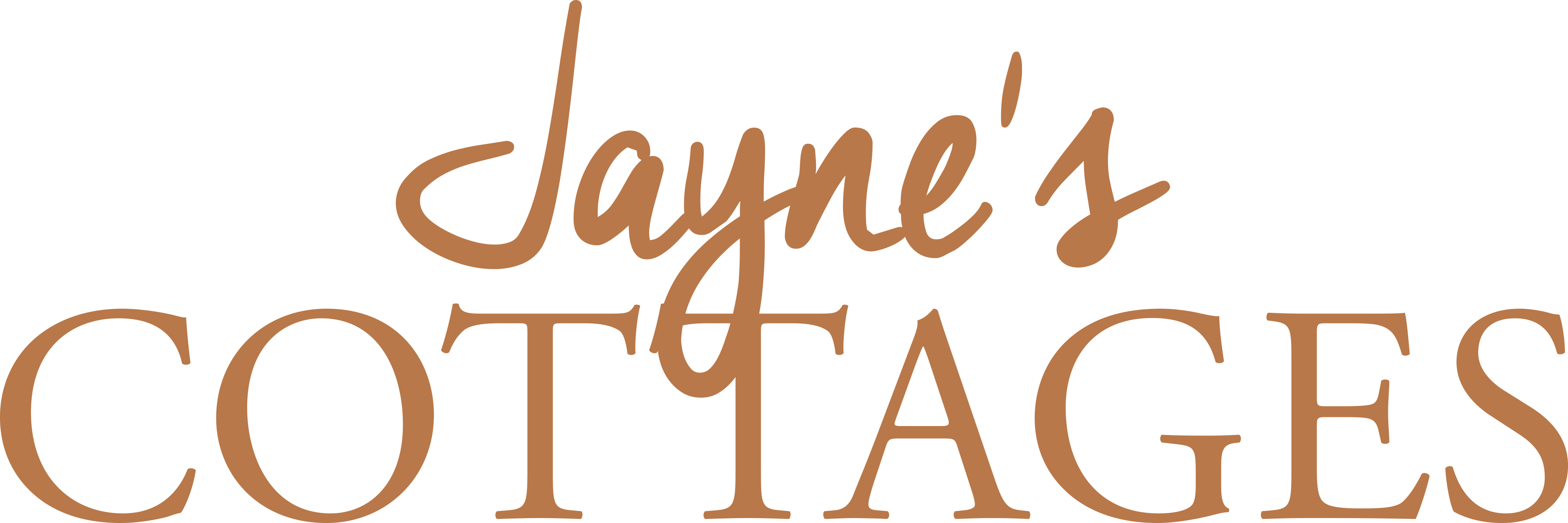 About Jayne's Cottages