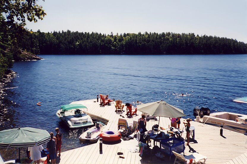Celebrities Who Summer In Muskoka Jayne S Cottages